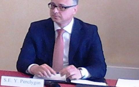 Сommento dell'Ambasciatore dell'Ucraina in Italia Yevgen Perelygin Ultimamente i lettori italiani sono stati sommersi da valanga di notizie sulle perdite delle aziende italiane per via delle controsanzioni imposte dalla Russia....